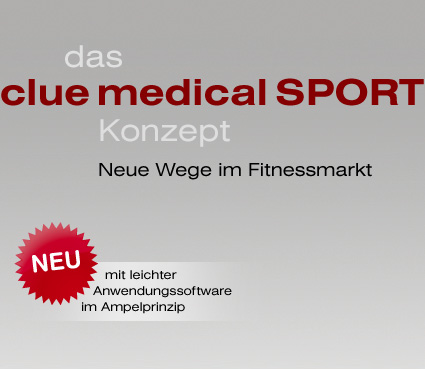 Das clue medical Konzept