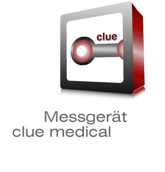 Messgerät clue medical SPORT